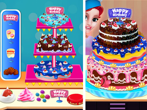 Cake Maker And Decorate - Cooking Maker Games apkdebit screenshots 19