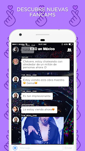 EXO-L Amino para EXO 2.7.32310 APK Mod Latest Version 3