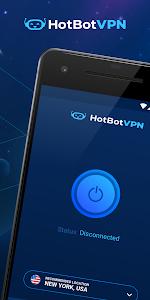 HotBot VPN: Fast, Secure, Private Internet. 2.0.101