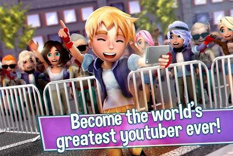 Youtubers Life (MOD, Unlimited Money) 2