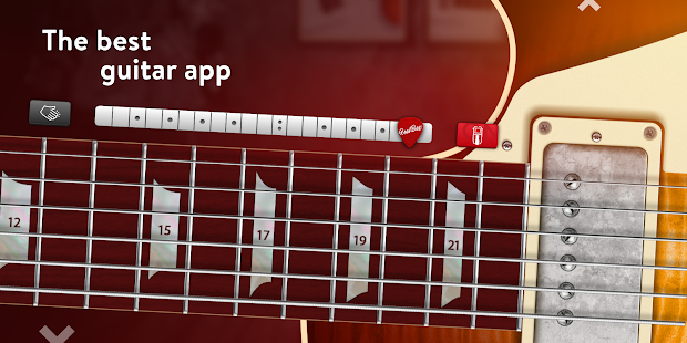 REAL GUITAR: Virtual Guitar Free Screenshot