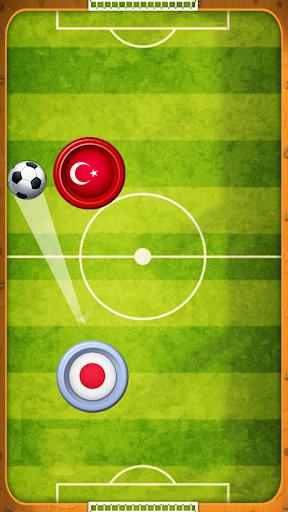 Air Hockey Soccer Tournament 2.3 screenshots 1