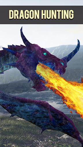 Dragon hunter 2021- archery dragons hunting 3d screen 0