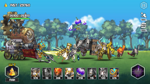 Elroi : Defense War 1.07.03 screenshots 9