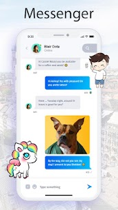 Messenger – Free Messages,Text,Call Id,Video Chat 3