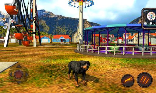 Rottweiler Dog Simulator  screenshots 3