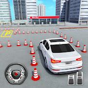 Modern Car Drive Parking 3d Game - Car Games