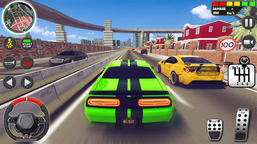 City Driving School Simulator: 3D Car Parking 2019 5.4 Screenshots 13