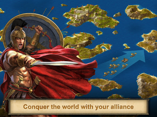 Grepolis - Divine Strategy MMO apkmr screenshots 3