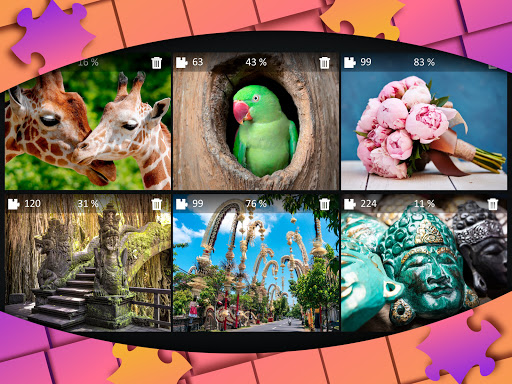 Jigsaw Puzzles Collection HD - Puzzles for Adults  screenshots 10