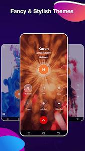Vani Caller Theme, Call Screen, LED Name Announcer 7.5 (Premium)
