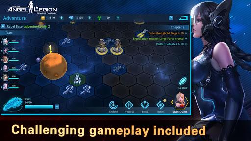 Angel Legion: Space Fantasy RPG 44.1 screenshots 5