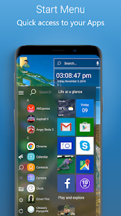 Best Windows 10 Mobile Launcher For Android APK Download 3