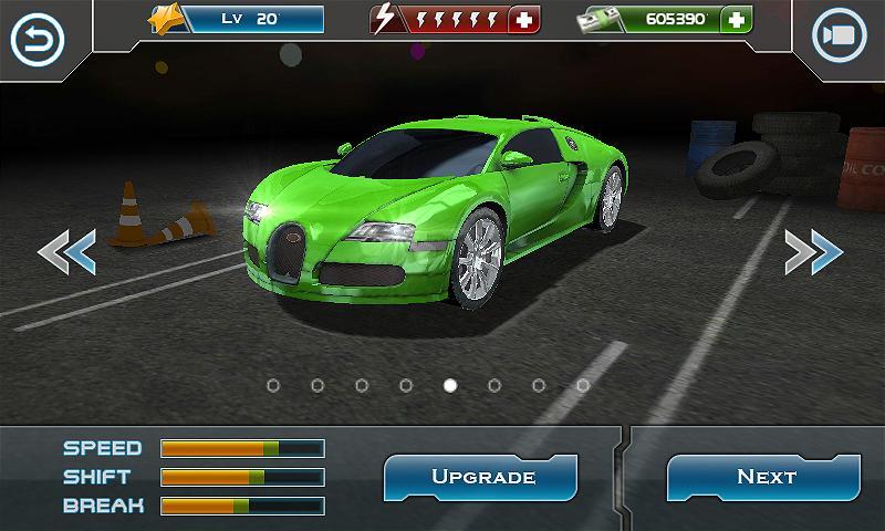 Turbo Driving Racing 3D MOD poster 4