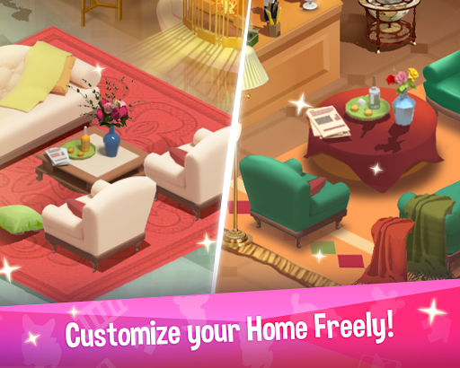 Merge Dream Mansion screenshots 10