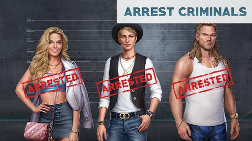 Crime Mysteriesu2122: Find objects & match 3 puzzle Apkfinish screenshots 10