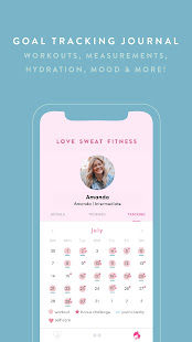 Love Sweat Fitness: Workouts for Women & Fitness