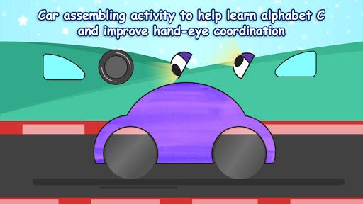 Letter Writing & Phonics - ABC Kids Learning Games 1.0.0.6 screenshots 4
