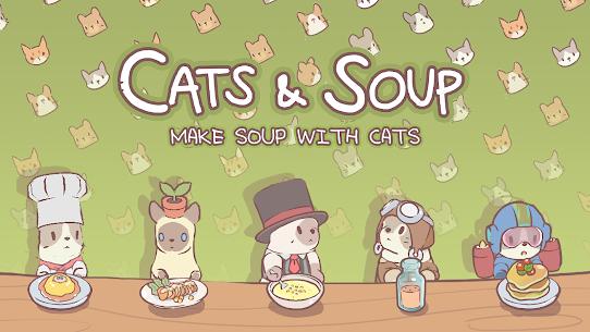 CATS & SOUP Mod Apk 1.4.2 (Free Purchase) 13