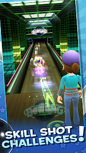 Strike Master Bowling - Free Screenshot