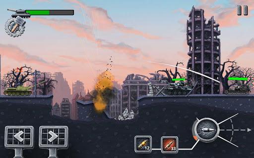 Front Line Hills: Tank Battles  screenshots 13