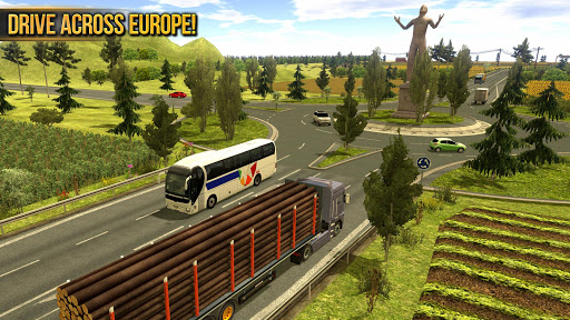 Truck Simulator 2018 : Europe  screenshots 3