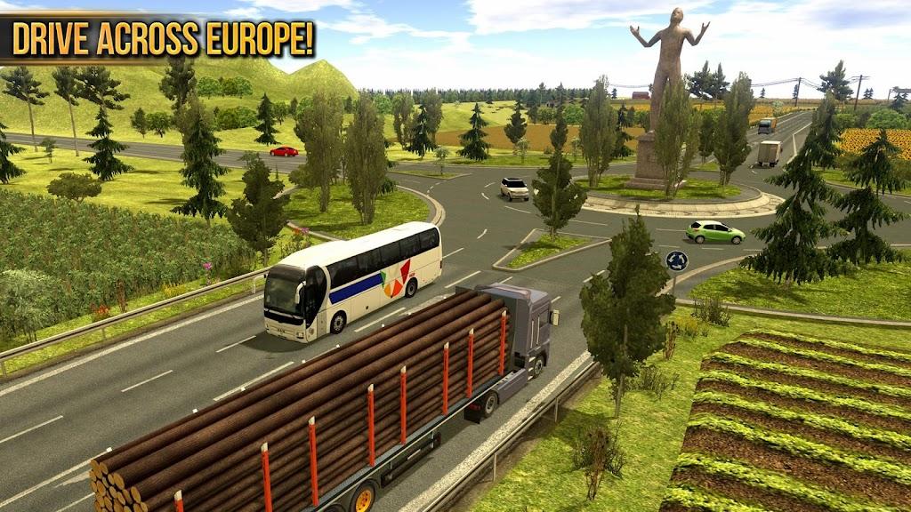 Truck Simulator 2018 : Europe poster 3