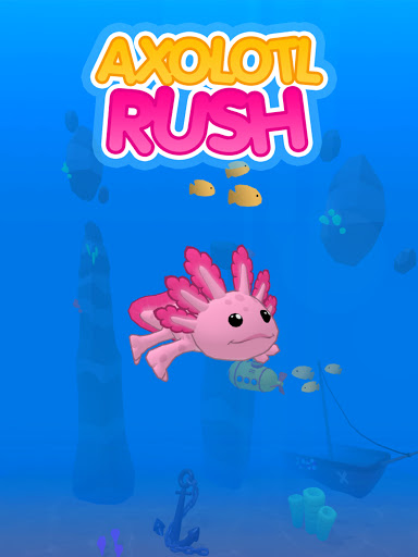 Axolotl Rush apkdebit screenshots 9