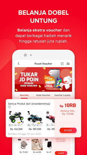 JD.ID Your Online Shopping Mall android2mod screenshots 7