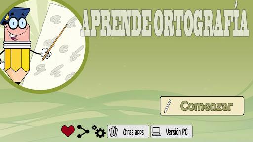 Aprende Ortografu00eda 1.0.31 screenshots 1