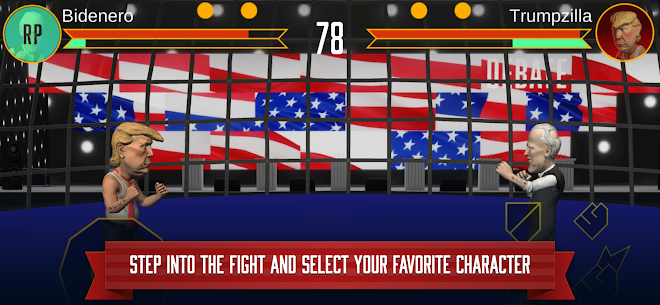 Capitol Cage Fight Hack & Cheats Online 5