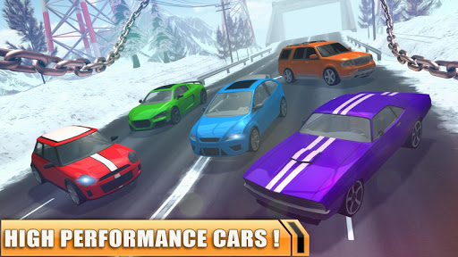 Chained Car Racing Games 3D 3.0 screenshots 10