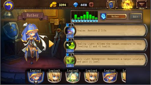 Dragon Call (Card battle TCG) apkdebit screenshots 2