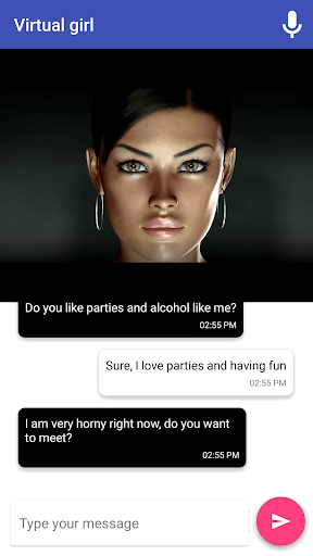 Foto do My virtual girl sexy prank for adults