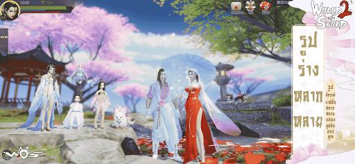 WOS:World Of Sword 2 Apkfinish screenshots 10