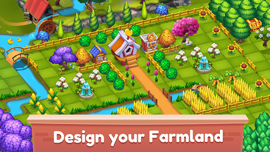 Mingle Farm – Merge and Match Game Apk Mod + OBB/Data for Android. 5