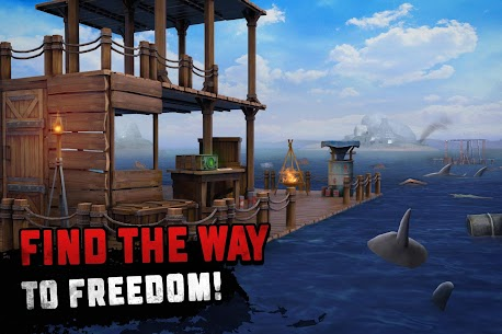 RAFT SURVIVAL for PC Free Download on Windows and Mac (100% Easy Guide) 3