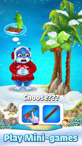 Cat Pop Island: Bubble Shooter Adventure Apkfinish screenshots 2