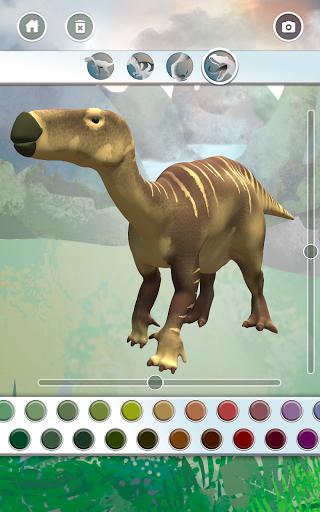 Dinosaurs 3D Coloring Book modavailable screenshots 19