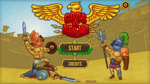 Gods Of Arena: Strategy Game  screenshots 2