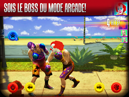 Real Boxing Capture d'écran