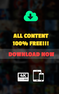 Free HD Movies  TV Shows 🎬 Watch Now Apk Download NEW 2021 3