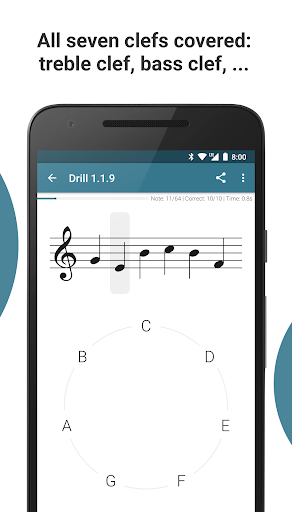 Complete Music Reading Trainer 1.2.3-60 (116060) screenshots 3