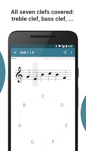 Complete Music Reading Trainer Screenshot