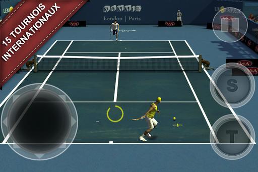 Code Triche Cross Court Tennis 2  APK MOD (Astuce) screenshots 1