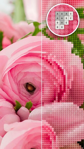 Color by Letter - Sewing game  Cross stitch 1.1.4 Screenshots 1