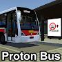 Proton Bus Simulator: Become a bus driver icon