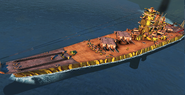 Battle of Warships: Naval Blitz Screenshot