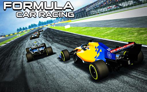 Télécharger gratuit Formula car racing: Formula racing car game APK MOD 2