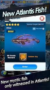 Ace Fishing Wild Catch MOD APK 6.6.0 Unlimited Money Cash 9